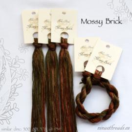 Nina's Threads - Mossy Brick