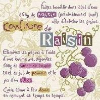G014 - Confiture de raisin