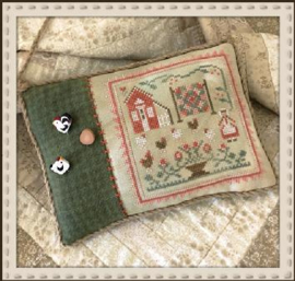 Little House Needleworks - The Rooster and the Hens