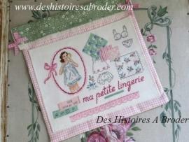 Des Histoires à Broder - Ma petite lingerie (kit)