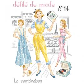 Les Brodeuses Parisiennes - Défilé nr. 14 - La combinsaison