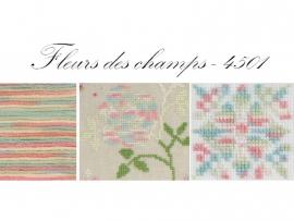 DMC Coloris 4501 - Fleurs des champs