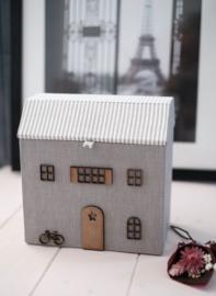 """Le comptoir d'Eugénie - """"Boîte Cottage"""" (Cartonnage)"""