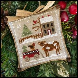 """Little House Needleworks -""""Dairy Darlin'"""" (Farmhouse Christmas nr. 4)"""