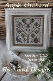 Blackbird Designs - Apple Orchard (Garden Club  Series nr. 2)