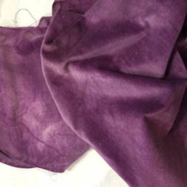 """Lady Dots Creates - Velveteen couleur """"Purple Onion"""""""