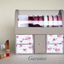"Le comptoir d'Eugénie - ""Boîte Garance"" (Cartonnage)"