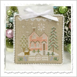 "Country Cottage Needleworks - Glitter Village - ""Glitter House 6"""