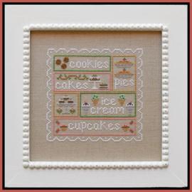 Country Cottage Needlework - Sweet Sampler