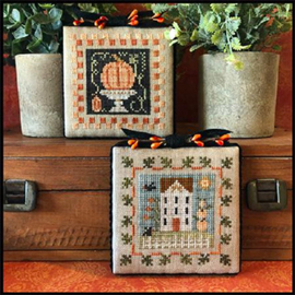 Little House Needleworks - Fall is in the air (Deel 2)