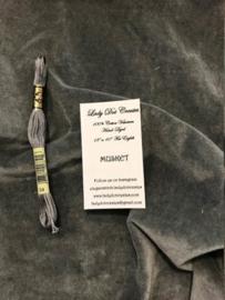 "Lady Dots Creates - Velveteen couleur ""Musket"""