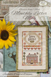 Jeannette Douglas - Letters from Mom - Monthly Letter May