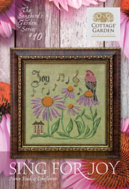 Cottage Garden Samplings - Sing for Joy (The Songbird's Garden nr. 10)