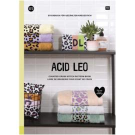 Rico Design - Boekje nr. 173 Acid Leo