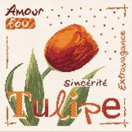 Lili Points - J003 - Tulipe (Tulp)