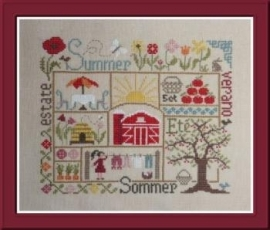 Jardin Privé - Sampler été (zomer)