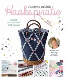 Boek - Haakinspiratie - Haken combineren met naaien (Janneke Assink)