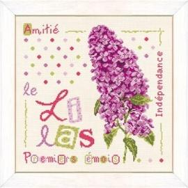 Lili Points - J011 Le lilas (seringen)