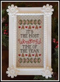Country Cottage Needlework - Wonderful Time of the Year