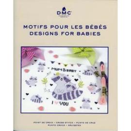 Boek - DMC - Designs for babies