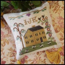 Little House Needleworks - ABC Samplers - Nr. 4 IJK