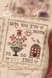 Jeannette Douglas - Home together (#3 with you I'l Home)