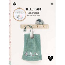 Rico Design nr. 167 - Hello Baby
