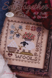 Jeannette Douglas  - Silks & Wools (Sew Together nr 8)