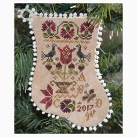 Abby Rose Designs - Tulip Basket Ornament