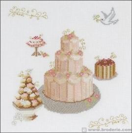 BK 1278 - Wedding cake