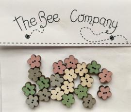 The Bee Company - Mini fleurs(TM11)