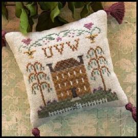 Little House Needleworks - ABC Samplers - UVW