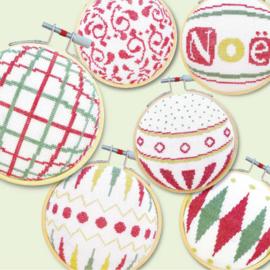 Lili Points - N038 - Les Boules de Noël 2 (kertballen)