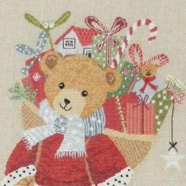 Acufactum -Weihnachtsbär