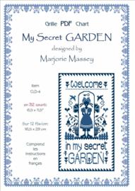 Marjorie Massey - Secret Garden (CLD-4)
