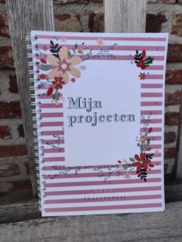 Mijn Projecten (boekje)