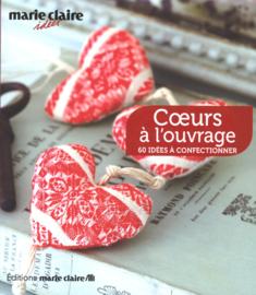 Boek - Coeurs à l'ouvrage (Editions Marie-Claire)