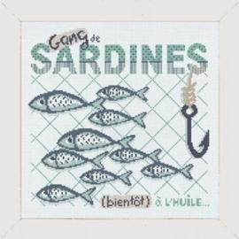 Lili Points - A013 - Le gang des sardines