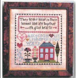 Abby Rose Designs - Glad Hearts