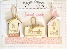 The Bee Company - Sweet words