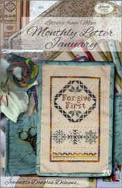 Jeannette Douglas - Letters from Mom - Monthly Letter January