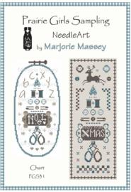 Marjorie Massey - PGS31 - Noël en tambour