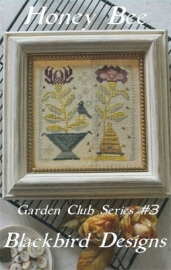 Blackbird Designs - Honey  Bee (Garden Club Series nr. 3)