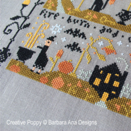 Barbara Ana Designs - Black Cat Hollow (part III)