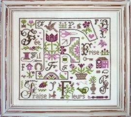 Jardin Privé - Letter F