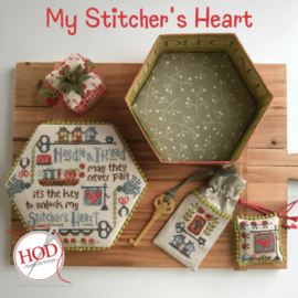 Hands on Design - My Stitcher's Heart