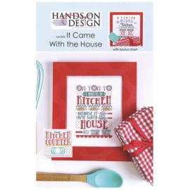 Hands on Design -It came with the House (The kitchen counter)