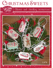 Sue Hillis Designs - Christmas Sweets