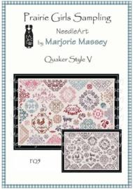 Marjorie Massey -  Quaker Style V (FQ5)
