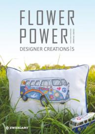Zweigart - Flower Power (Designer Creations nr. 5)